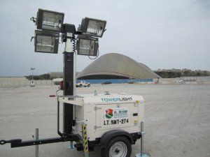 Hire / Rental Of Lighting Towers