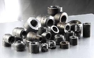 Carbon Mild Steel Threaded Pipe Fittings