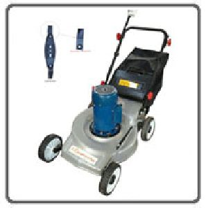 Lawn Mower With Heavy Motor