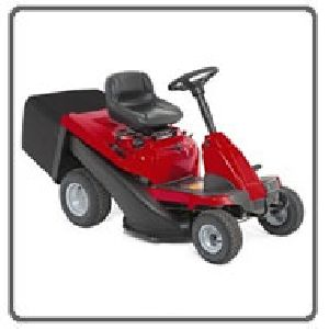 Mini Rider Mower with Grass Catcher