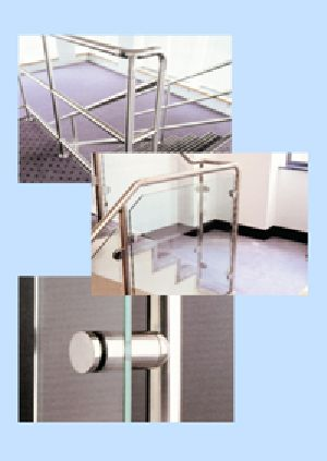 Handrail And Balustrade Systems