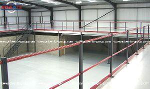 Steel Structural Mezzanine Floors