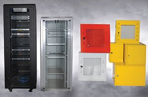 Industrial And IT Cabinets