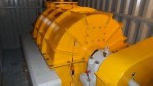 Bauer Mat Centrifuge