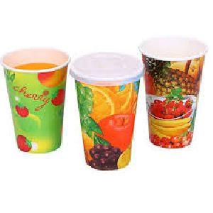 Juice Paper Cup - 250/300/330/350 Ml