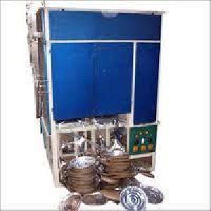 Double Die Thalli Making Machine