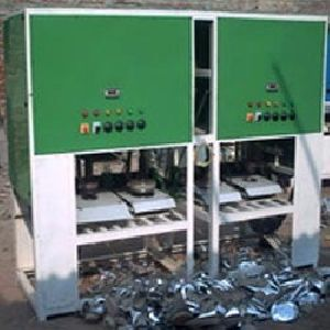 Fully Automatic Four Die Paper Plate Machine