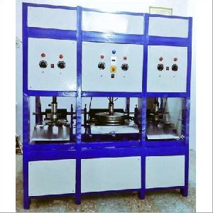 Fully Automatic Triple Die Making Machine