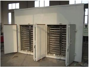 Food Processing Solar Dryer