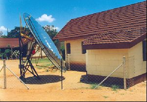 Solar Direct Cooking System