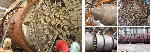 Pressure Vessel And Reactors