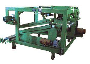 Electrostatic Grain Coating System