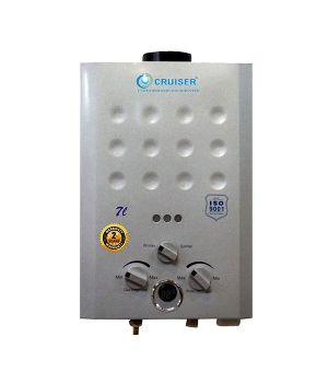 Digital Gas Geyser