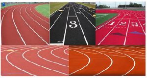 Running Tracks Sports Surfaces
