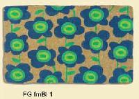Printed Fibre Mat