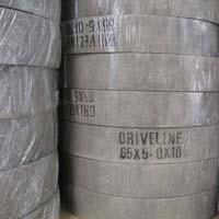 Rubberised Brake Roll Linings