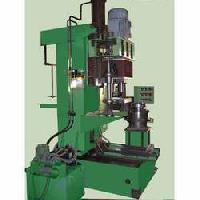 multi spindle column drilling machine