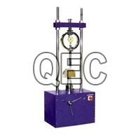 Motorised Flexure Testing Machine