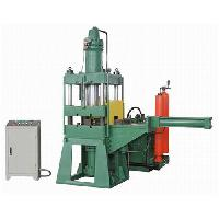 horizontal die casting machine