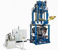 hydraulic die casting machine