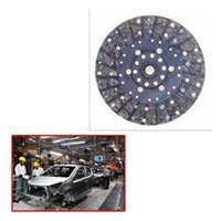 Clutch Plate For Automobile Industry