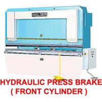 Hydraulic Press Brake (front Cylinder