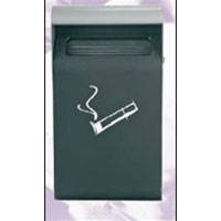 Wall Mounted Ashtray (at-0222-dgry)