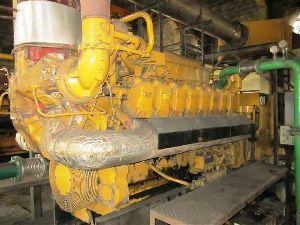Caterpillar G3516c 1665 Kw Gas Engine
