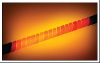 Reaction Bonded Double Spiraled Heating Elements