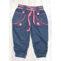 Girls Cargo Capris in Mumbai - Manufacturers and Suppliers India