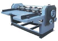 Four Bar Rotary Creasing Machine