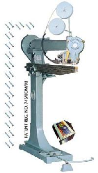 Heavy Duty Double Staple Angular Box Stitching Machine