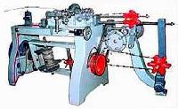 Allied Brand Barbed Wire Making Machine