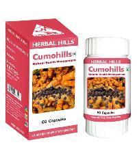 Ayurvedic Hair Care Cumohills - 60 Capsules