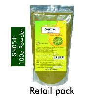 Cassia Angustifolia powder - 100 gms powder
