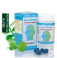 Smrutihills Memory Support Capsules