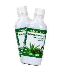Wheatgrass Juice Combo