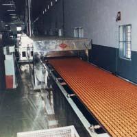 Biscuit Baking Plant