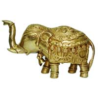 Brass Animal Statues
