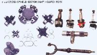 U J Cross/S[pindle/Spector Shaft/Clutch Fork