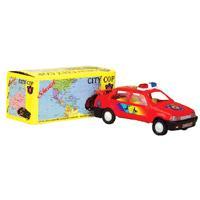 City Cops Car