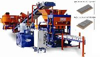 Fully Automatic Brick Making Machin