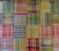 madras patchwork fabrics
