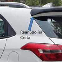 Creta Rear Spoiler