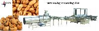Nuts Frying Processing Line
