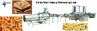 Pellet Fried Snacks Food Processing Line