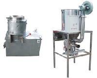 Sesam Hulling Machine
