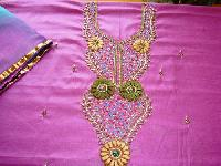 Hand Embroidered Ladies Punjabi Suit