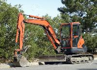 hydraulic excavators