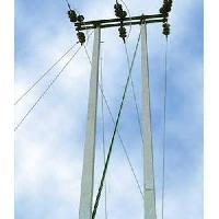 pcc transmission line poles